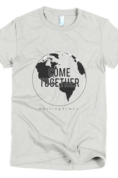 Come Together  T Shirt  Women's