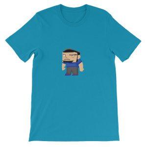 Cute Tough Guy T-Shirts by doodles & noodles