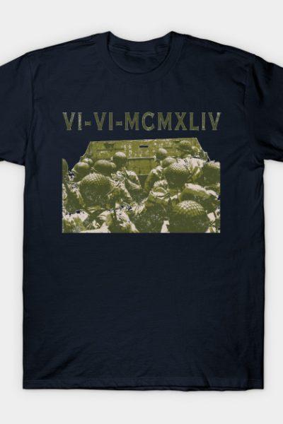 D Day T-Shirt