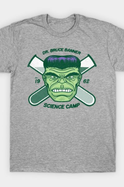 Dr. Banner Science camp! T-Shirt