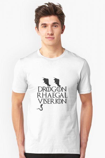 Drogon, Viserion and Rhaegal