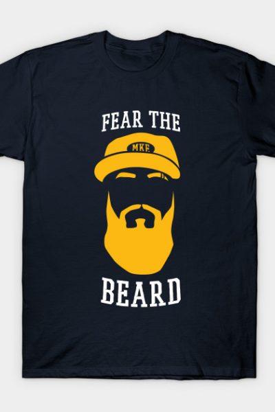 Eric Thames – Fear the Beard T-Shirt