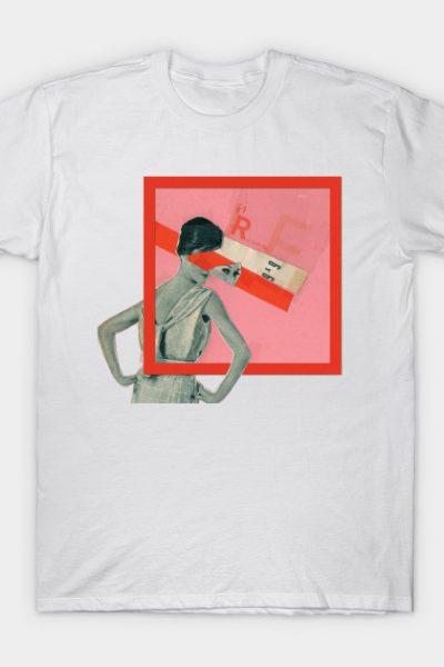 Framed girl T-Shirt