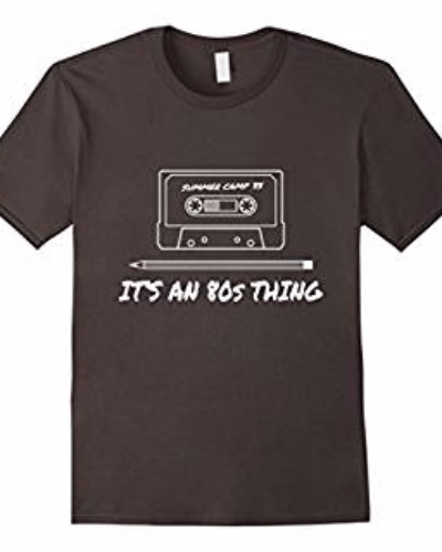 Funny 80s Retro T-Shirt: It's An 80s Thing