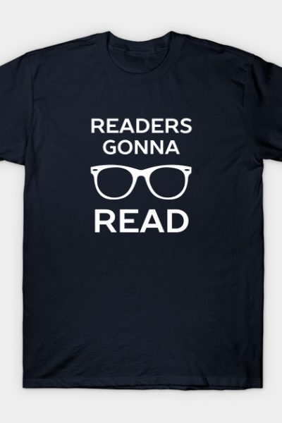 Funny Reading Introvert T-Shirt T-Shirt