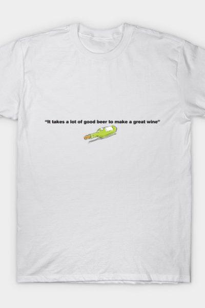 Great Wine type T-Shirt