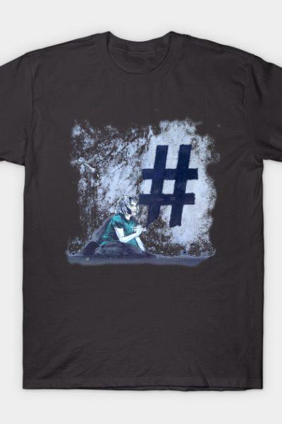 Hashtag Girl T-Shirt