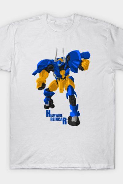 Helmwige Reincar Gundam T-Shirt