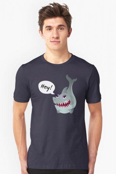 Hey, Shark!