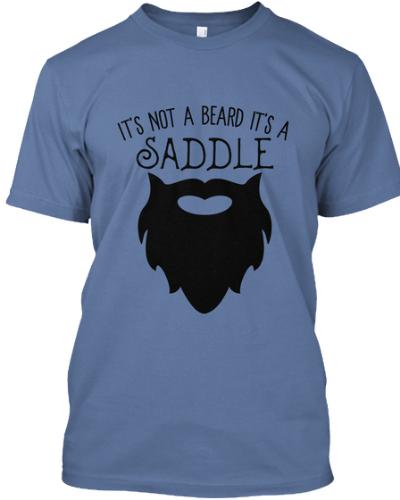 It's not a beard