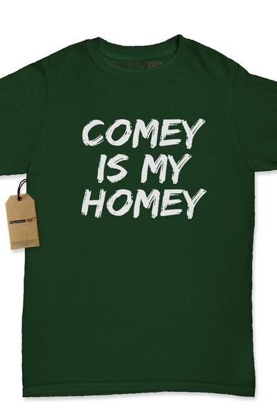 James Comey Is My Homey Womens T-shirt
