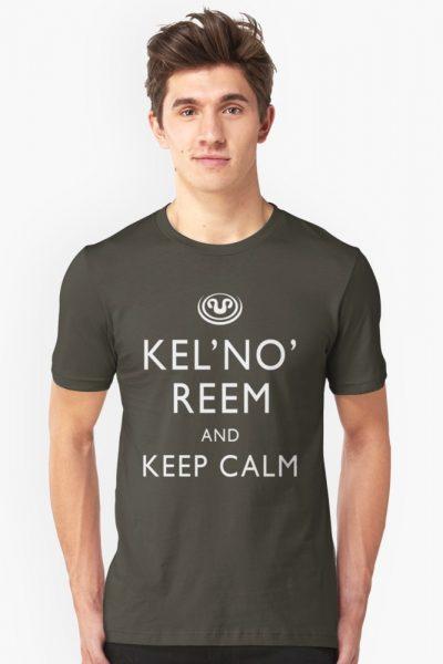 Kel'No'Reem and Keep Calm