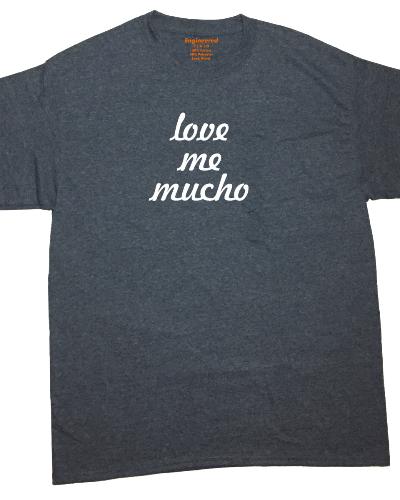Love Me Mucho