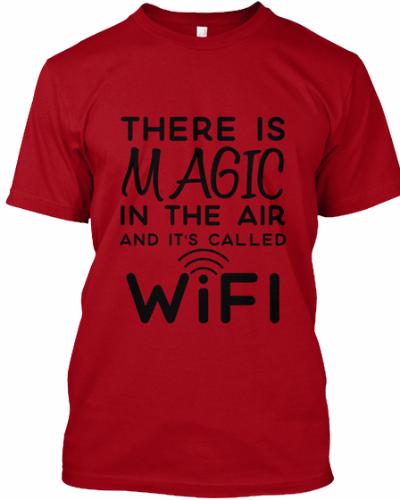 Magic WIFI