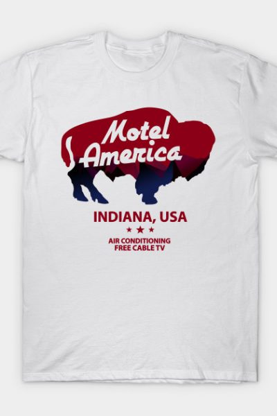 Motel America – Home of the Gods T-Shirt