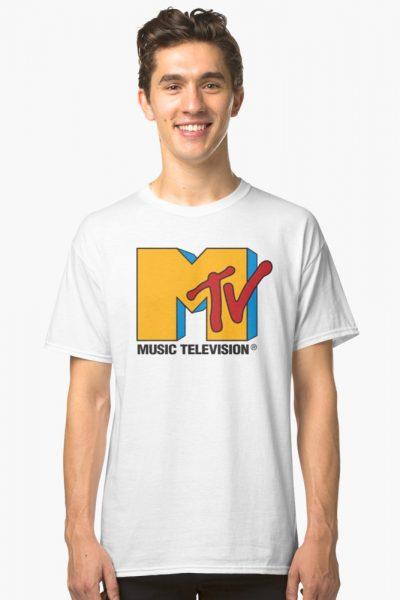 MTV 90's Logo