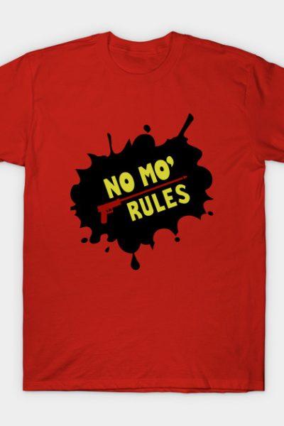 No Mo' Rules – Persona 5 T-Shirt