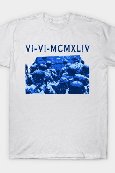 Omaha Beach T-Shirt