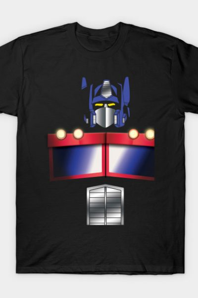 Out of the Shadows – Optimus Prime T-Shirt