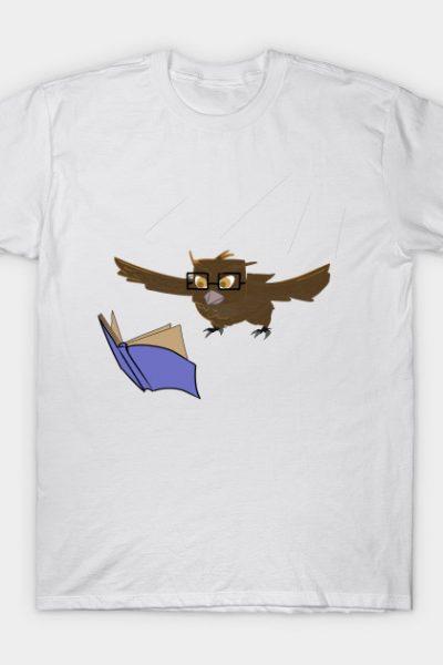 Owl Multitasking T-Shirt