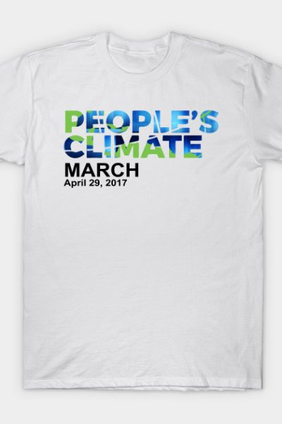People Climate March T-Shirt