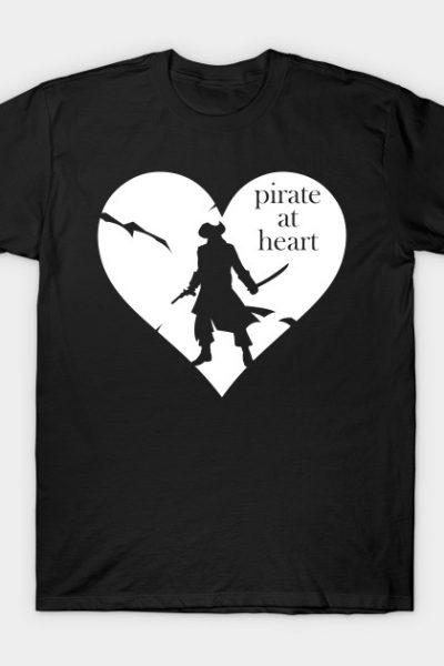 Pirate At Heart T-Shirt