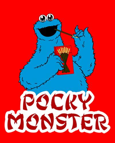 Pocky Monster