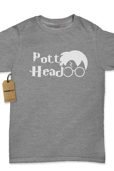 Pott Head Harry Womens T-shirt