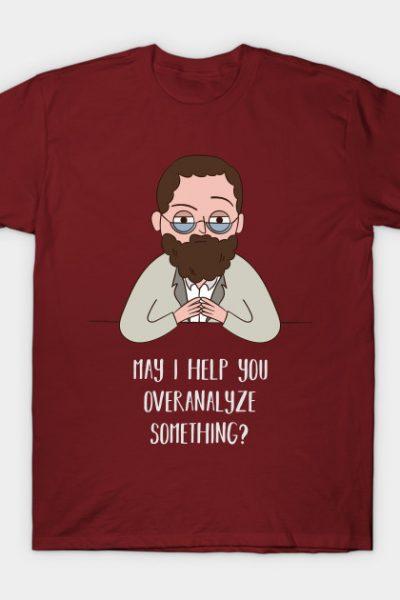 Professor Introvert T-Shirt