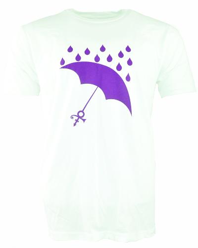 PURPLE RAIN, Prince T-shirt