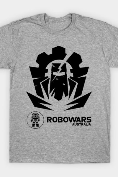 Robowars STAFF COMPETITOR T-Shirt