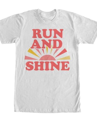 Run and Shine