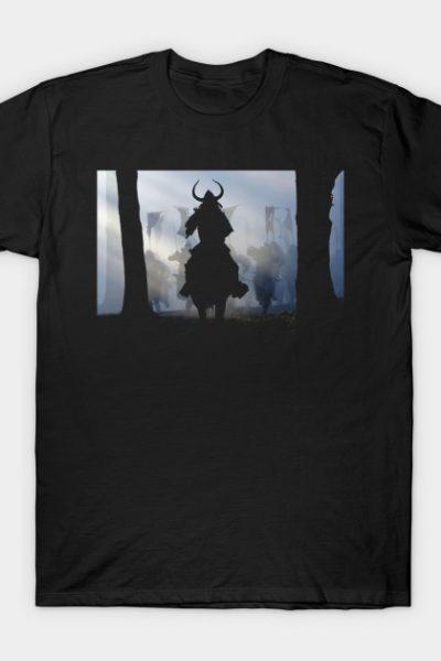 Samurai charge T-Shirt