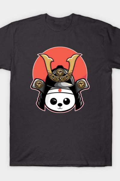 Samurai Karate Panda T-Shirt