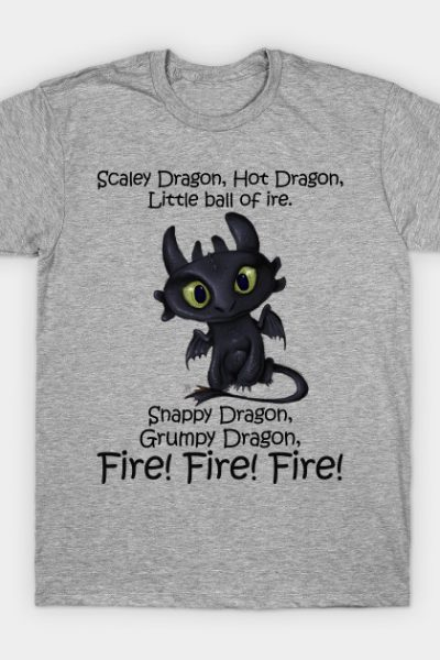 Scaley Dragon T-Shirt