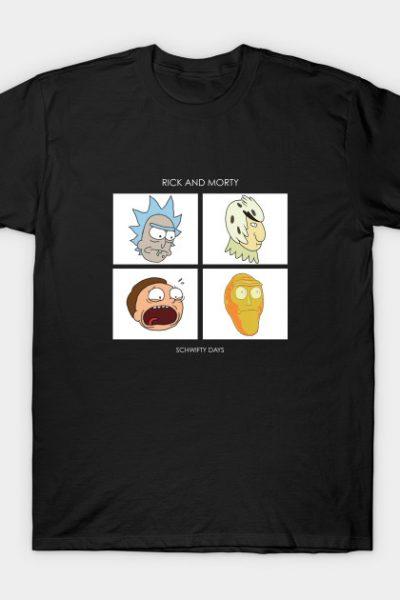 Schwifty Days T-Shirt