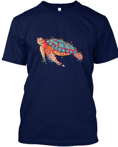 Sea Turtle Tshirt