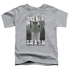 Sesame Street Talkin Trash Toddler T-Shirt