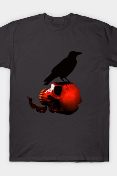 Skull and Crow T-Shirt