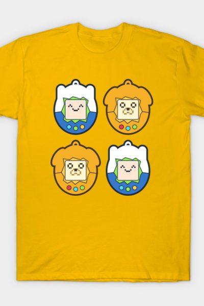 Tamago Chibi Finn & Jake T-Shirt
