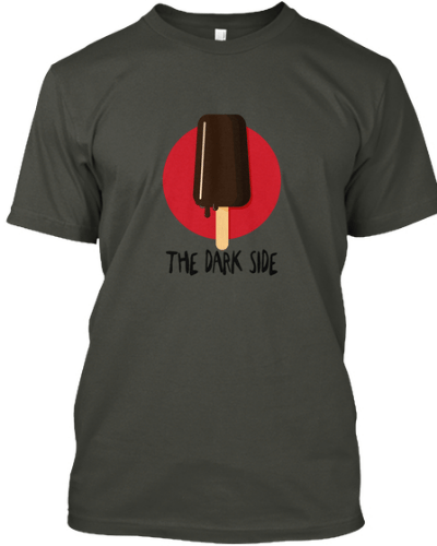 The Dark Side: Ice Cream