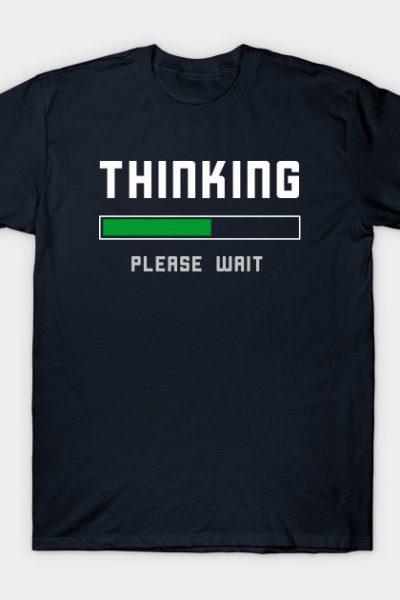 Thinking Geek Introvert T-Shirt T-Shirt