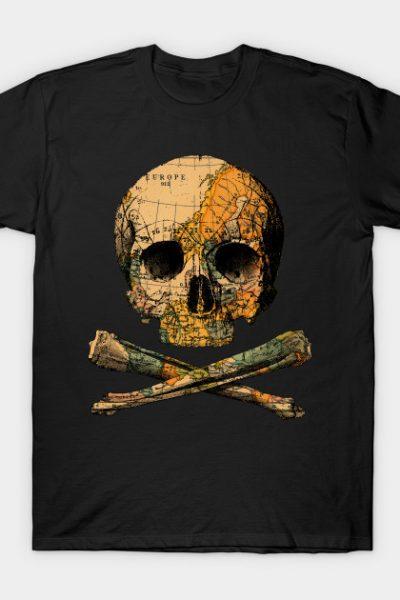 Treasure Map T-Shirt