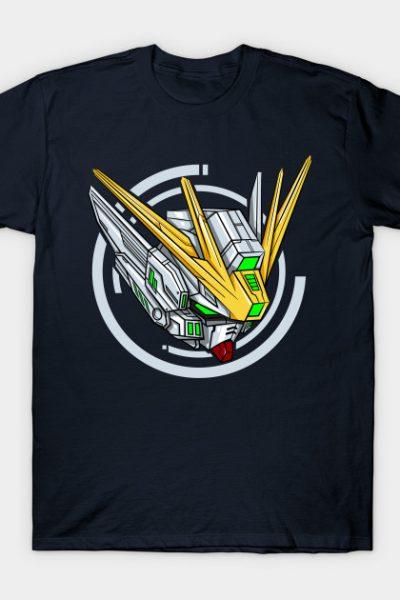 Wing Gundam Custom T-Shirt