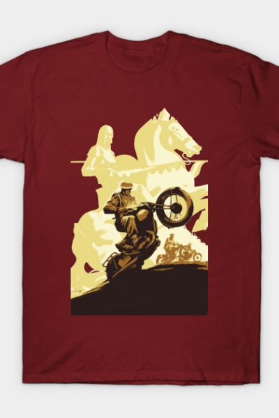 WWII Army Poster T-Shirt