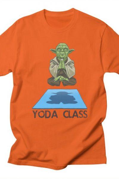 Yoda Class | steveash's Artist Shop