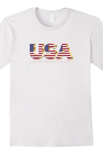 4th of July Shirt – USA Tee – American Flag