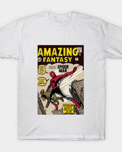 Amazing Fantasy 15 (Spider-Man) T-Shirt