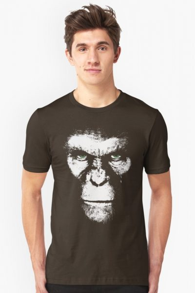 Apes Will Rise White