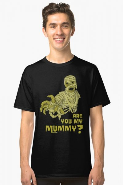 Are you my mummy?